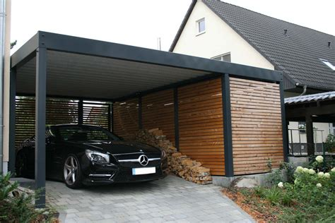 Home Design For Small Homes by Metallcarport Stahlcarport Einzel Carport M 252 Nchen