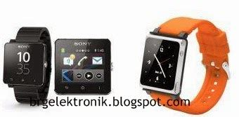 daftar harga jam tangan smartwatch pria 2014