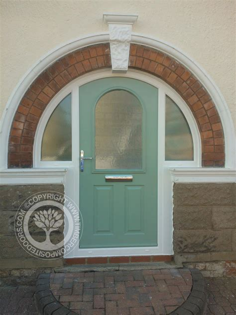 Arched Composite Front Doors Solidor Stafford Composite Door By Timber Composite Doors Timber Composite Doors