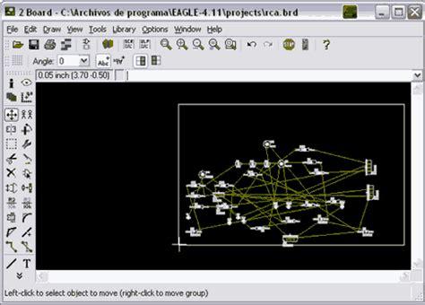 comando layout en español uso del comando move eagle layout editor electr 243 nica