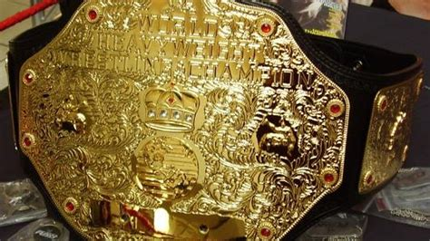 cageside seats top 10 belts in pro history cageside seats