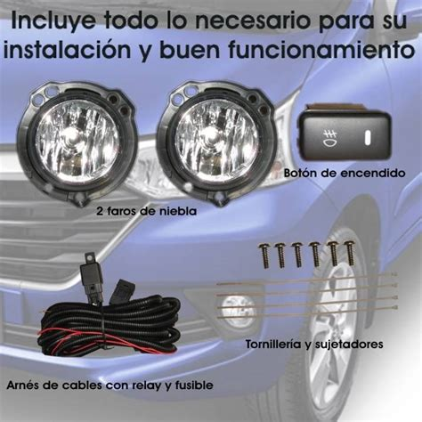Lu Led Toyota Avanza kit completo faros de niebla para toyota avanza 2016