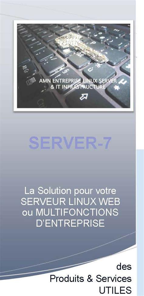 enterprise secured servers amn group ndiaye aviation