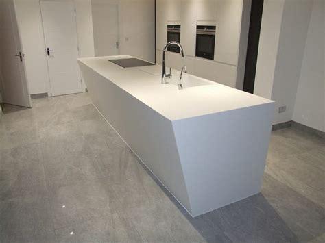 Moulded Kitchen Sinks And Worktops Corian Hanex Tristone Samsung Staron Solid Surface