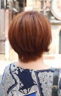 backside of haircuts pics short hairstyles back view
