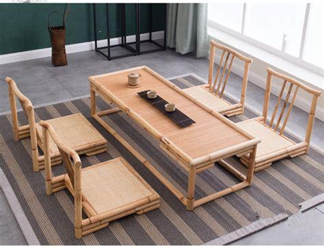 bamboo modern furniture aliexpress buy 5pcs set modern bamboo furniture