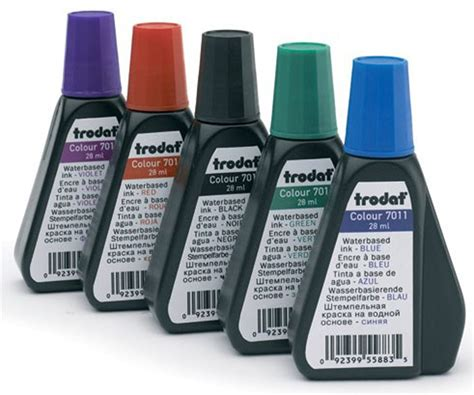 Tinta Trodat tintas trodat para timbres de goma 3 500 en mercado libre