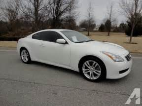 Infiniti G37 Coupe For Sale 2010 Infiniti G37 Coupe Coupe For Sale In