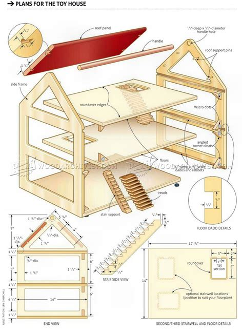toy house plans toy house plans woodarchivist