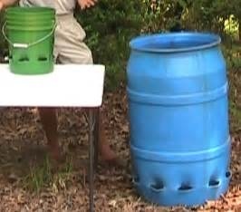 diy chicken feeder waterer