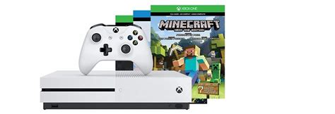minecraft console xbox one 500gb console minecraft bundle r 2 618 74