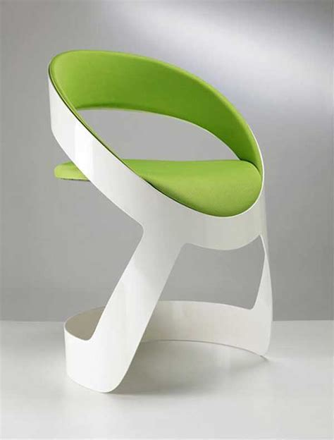 contemporary chair design interesting alternative to residential chairs by martz