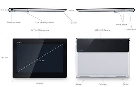 Sony Xperia Tablet S Di Indonesia sony xperia indonesia sony xperia tablet s wifi spesifikasi