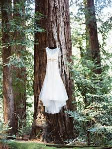 Small Rustic Cabins Whimsical Coastal Big Sur Wedding Once Wed