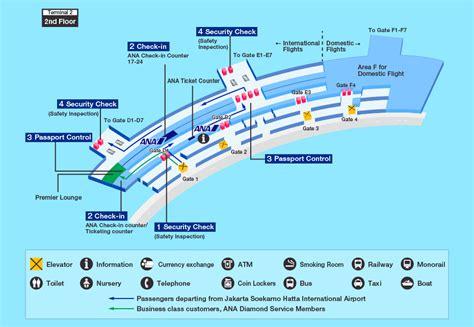 layout terminal 3 bandara soekarno hatta guide for facilities in jakarta s soekarno hatta