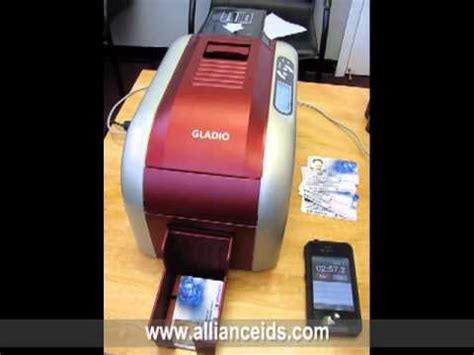 machine to make id cards the new gladio id card printer