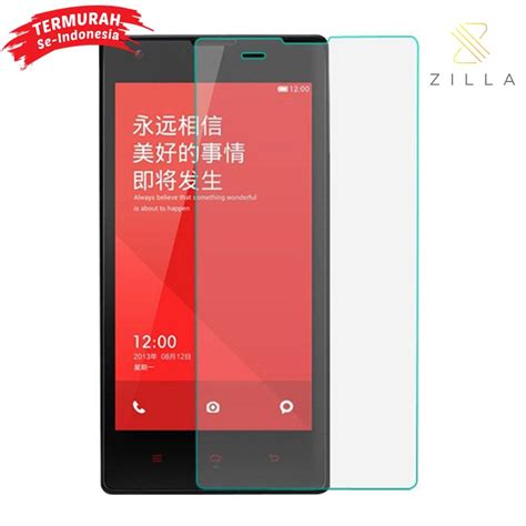 Tempered Glass Curved Edge Protection Screen For Xiaomi Murah zilla 2 5d tempered glass curved edge 9h 0 26mm for xiaomi redmi 1s jakartanotebook