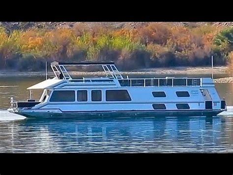 houseboats lake havasu houseboat on lake havasu az youtube