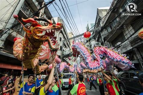 new year in binondo in photos new year in world s oldest chinatown