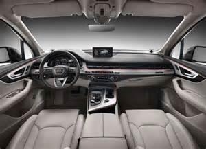 Audi A6 Interior 2017 Audi A6 Price Review Release Date