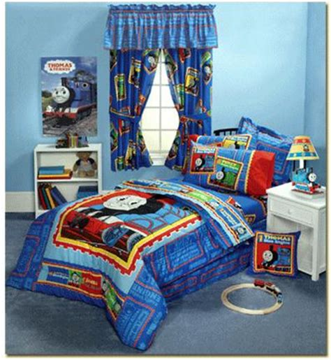 Thomas And Friends Bedroom | bedding and pillows america s best train toy hobby shop