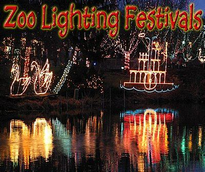 zoo lighting zoo lighting festivals from family