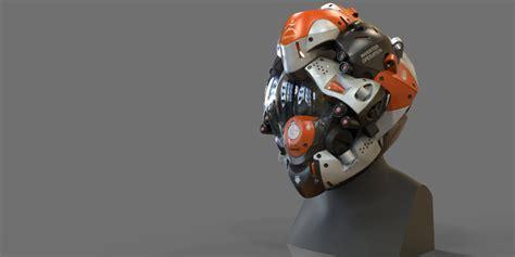 helmet design zbrush zclassroom workshop helmet design