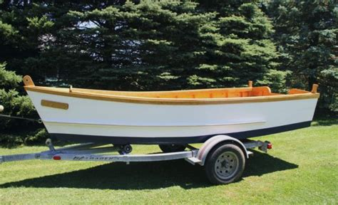wooden skiff boat for sale wooden work skiff handmade 2017 for sale