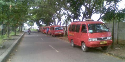 Galeri Poto Mobil Angkot Modifikasi by Warga Rusun Marunda Terkendala Sarana Transportasi Umum