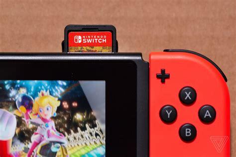 games    nintendo switch  verge