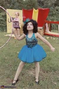 circus performer girls halloween costume