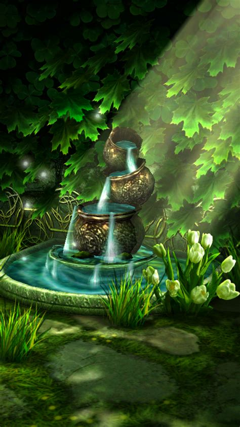 amazoncom celtic garden hd appstore  android