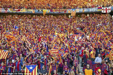 barcelona dan catalunya jika merdeka catalunya bakal punya pemain timnas top di
