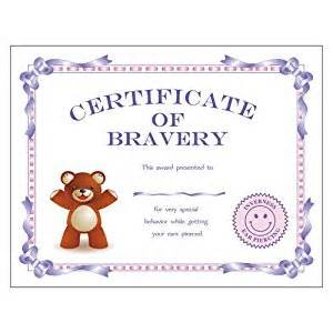 Bravery Certificate Template by Package Of 25 Certificates Of Bravery Blank