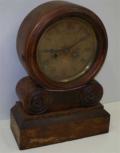 Home Design Contents Restoration ingraham grecian mantel clock