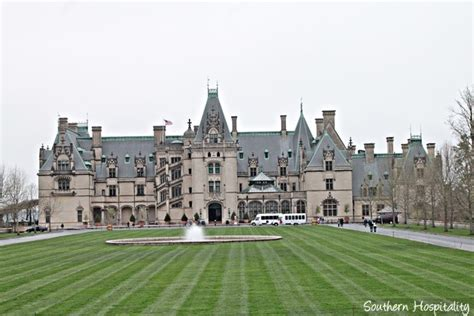 Biltmore House by The Biltmore House And Gardens Southern Hospitality