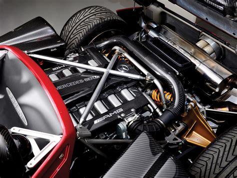 pagani engine pagani huayra engine size