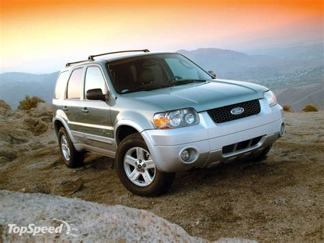 2006 ford escape hybrid 2006 ford escape hybrid picture 33795 car review top