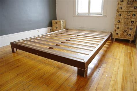 Comment Faire Une Base De Lit by Backing Bed L Autre Atelier 201 B 233 Niste 224 Montr 233 Al