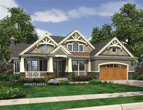 house plans with garage in front poll front or side loading garage