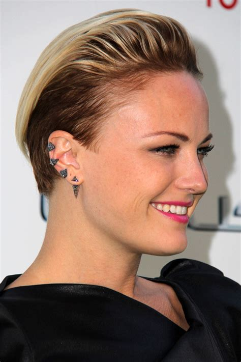 women hairstyles with sides shorter than back under cut hairstyles for girls hairstyle for women