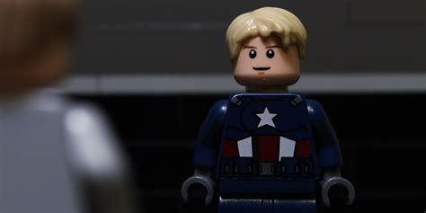 Lego Brick Decool Civil War Winter Soldier Minifigure Baru Lego the captain america civil war trailer gets remade with lego and it s pretty