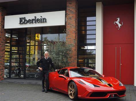 Ferrari Kassel by Ein Ferrari H 228 Ndler Wie Kein Anderer Pferdefreund Aus