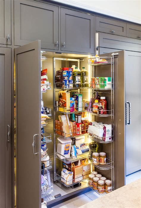 No Pantry In Kitchen Solutions by Home Design For The Doomsday Prepper In All Of Us