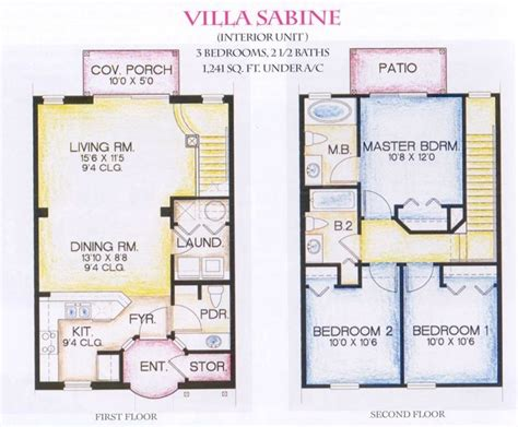 small two story house floor plans elegant 2 story house plans displaying luxury gorgeous modern 2 story villa floor