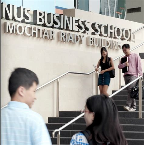 Mba Fashion Management In Singapore by Nus S3 Asia Mba With Korea Business School And