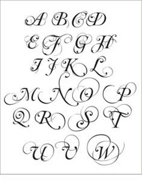 calligraphy clipart font pencil and in color calligraphy