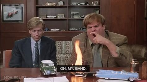 Tommy Boy Memes - oh my god gif find share on giphy