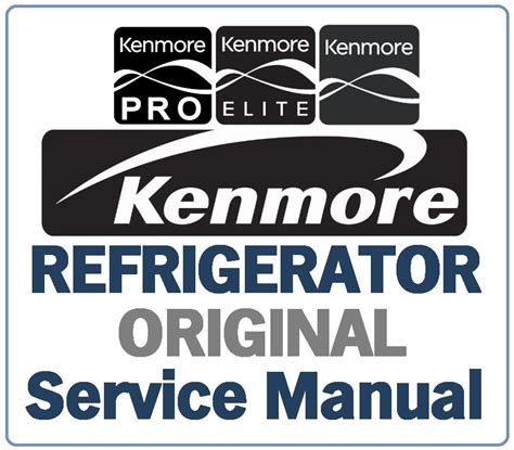kenmore refrigerator wiring diagram model 795 77543600