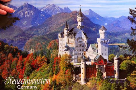 * BLACK DIAMOND IMAGES *   Eagles Nest   Neuschwanstein